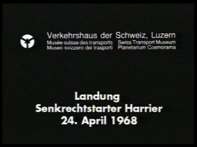Film über Verkehrshaus